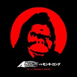 A - 'A' Vs Monkey Kong
