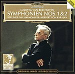 Berliner Philharmoniker - Symphonien Nos. 1 & 2