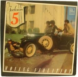 The Jackson 5 - Moving Violation