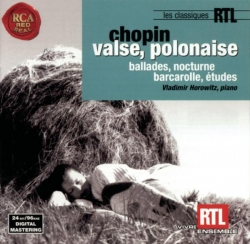 Vladimir Horowitz - Chopin: Valse, Polonaise: Ballades, Nocturnes, Barcarolle, Études