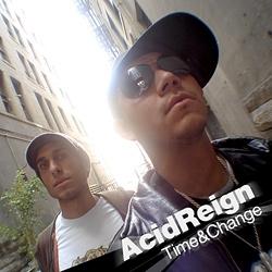 Acid Reign - Time & Change