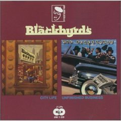 The Blackbyrds - City Life / Unfinished Business