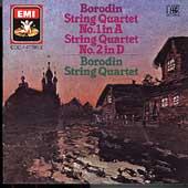 Alexander Borodin - String Quartets Nos. 1 & 2