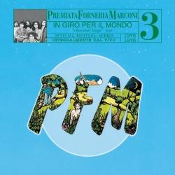 PFM - PFM 10 Anni Live Vol. 3 1975 - 1976 In Giro Per Il Mondo