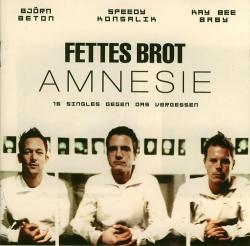 Fettes Brot - Amnesie - 16 Singles Gegen Das Vergessen