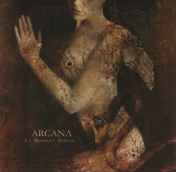 Arcana - Le Serpent Rouge