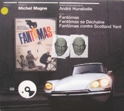 Michel Magne - Fantômas (Des Bandes Originales Des Films)