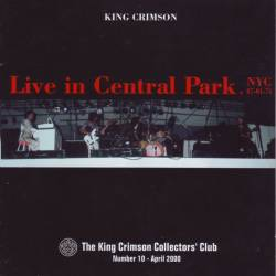 King Crimson - Live In Central Park, NYC, 07-01-74