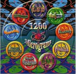 1200 Mics - 1200 Micrograms