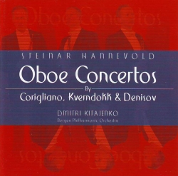 John Corigliano - Oboe Concertos