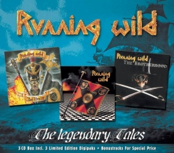 Running Wild - The Legendary Tales