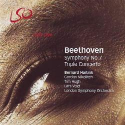 Ludwig Van Beethoven - Symphony No 7 / Triple Concerto