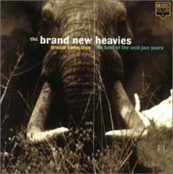 The Brand New Heavies - Dream Come True - The Best Of The Acid Jazz Years