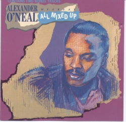 Alexander O'neal - Hearsay - All Mixed Up