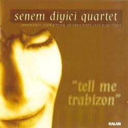 Alain Blesing - Tell Me Trabizon