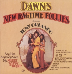 Tony Orlando & Dawn - New Ragtime Follies