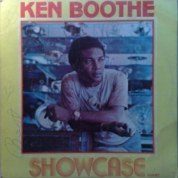 Ken Boothe - Showcase
