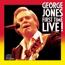 George Jones - First Time Live