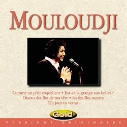 Mouloudji - Merci - Gold