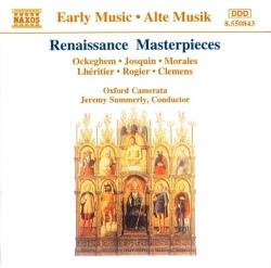 Oxford Camerata - Renaissance Masterpieces