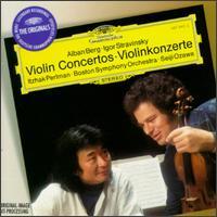 Alban Berg - Violin Concertos