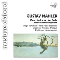 Gustav Mahler - Das Lied Von Der Erde (Version Schoenberg-Riehn)