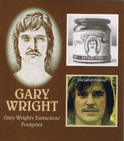 Gary Wright - Gary Wright's Extraction/Footprint