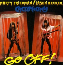 Cacophony - Go Off!