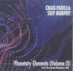 Craig Padilla - Planetary Elements (Volume 2)