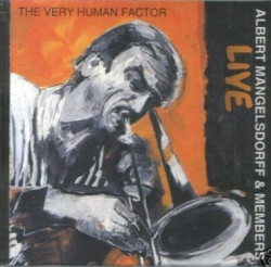 Albert Mangelsdorff - Live - The Very Human Factor