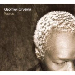 Geoffrey Oryema - Words