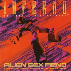Alien Sex Fiend - Inferno - The Odyssey Continues
