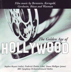 BBC Symphony Orchestra - The Golden Age Of Hollywood