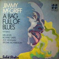 Jimmy Mcgriff - A Bag Full Of Blues
