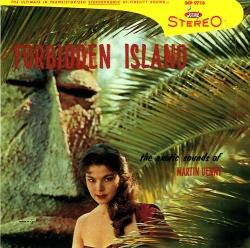 Martin Denny - Forbidden Island / Primitiva