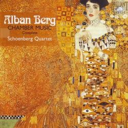 Alban Berg - Chamber Music Complete