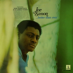 Joe Simon - ...Better Than Ever