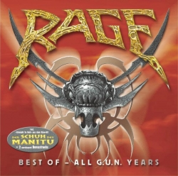 RAGE - Best Of All G.U.N. Years