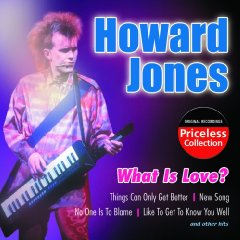 Howard Jones - What Is Love?