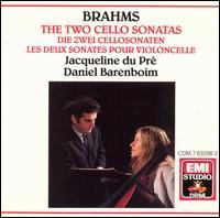 Johannes Brahms - The Two Cello Sonatas