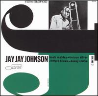 J.J. Johnson - The Eminent Jay Jay Johnson, Volume 2