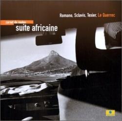 Aldo Romano - Suite Africaine