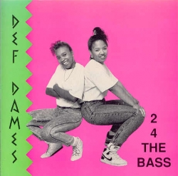 Def Dames - 2 - 4 - The Bass