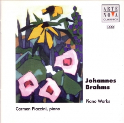 Johannes Brahms - Piano Works