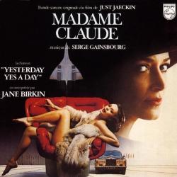 Serge Gainsbourg - Bande Sonore Originale Du Film De Just Jaeckin