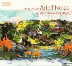 DJ Koze - Wo Die Rammelwolle Fliegt