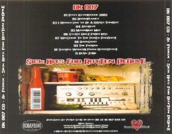 Al Ferox - Sick Hits For Rotten People