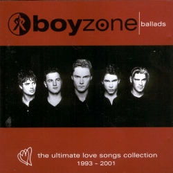 Boyzone - Ballads - The Ultimate Love Songs Collection 1993~2001