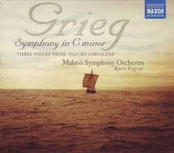 Edvard Grieg - Symphony In C Minor • Three Pieces From