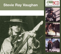 Stevie Ray Vaughan - Soul To Soul/ Texas Flood/ Couldn't Stand The Weather